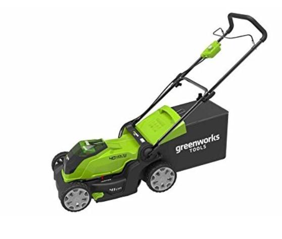 Akku-Rasenmäher Vergleich Greenworks Tools