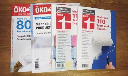 Testergebnisse Akku Rasenmäher