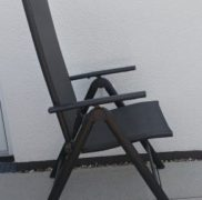 Klappstuhl fuer balkon lidl