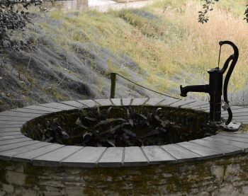Brunnen Zisterne