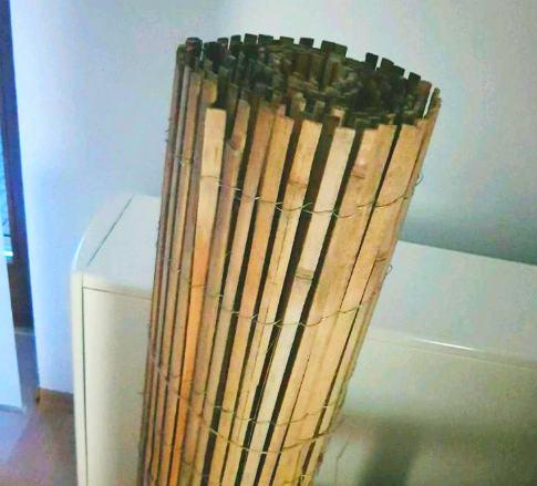 Bambus Sichtschutz Bambusmatte