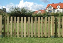 OBI Gartenzaun Vergleich