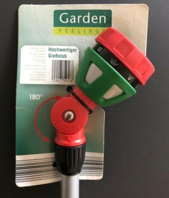 Relativ Beste Gartenbrause 2019: Test, Vergleich & wichtige Infos XD02
