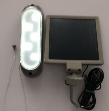 LED Solarstrahler
