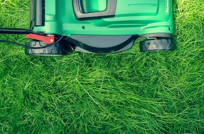 Einhell Rasenmäher Test