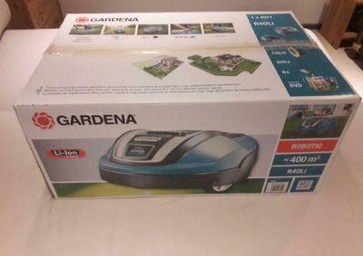 Gardena R40Li Testbericht