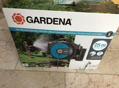 Gardena Schlauchbox 25 Testsieger
